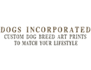 Thanks to our BlogPaws Sponsor Dogs Incorporated - Custom Dog Breed Art Prints to Match Your Lifestyle