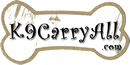 Thanks to our BlogPaws Sponsor K9 Carry All - Custom-made leashes and strollers for your pets