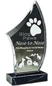 BlogPaws 2012 Nose-to-Nose Pet Blogging & Social Media Awards