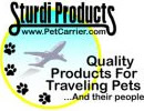 Thanks to our BlogPaws Sponsor Sturdi Products - Quality Products For Traveling Pets ... And their people