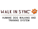 Thanks to our BlogPaws Sponsor Walk in Sync - Humane Dog walking and Training System