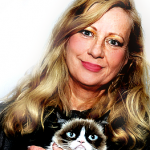 Layla Morgan Wilde-Grumpy Cat1