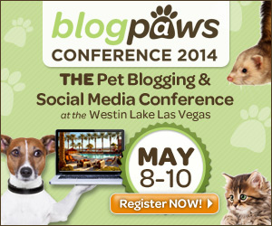 BlogPaws 2014 - Register Now!