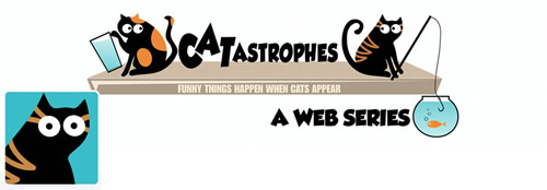 Cat CATastorphes - @CatCatastrophes Twitter Header