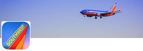 Southwest Airlines - @SouthwestAir Twitter header