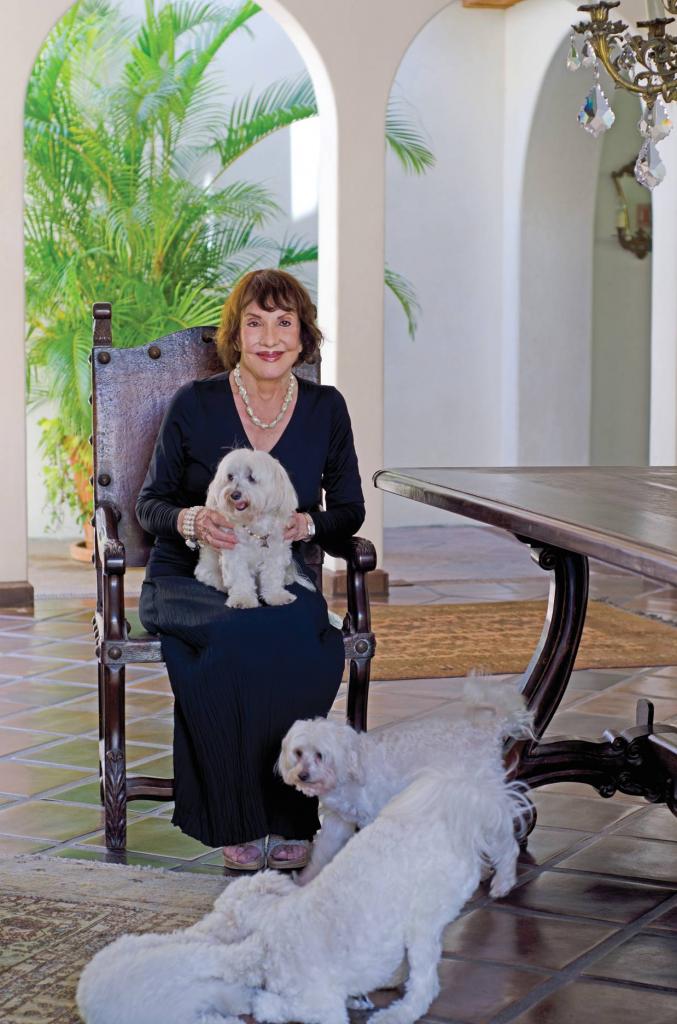 Janice & dogs