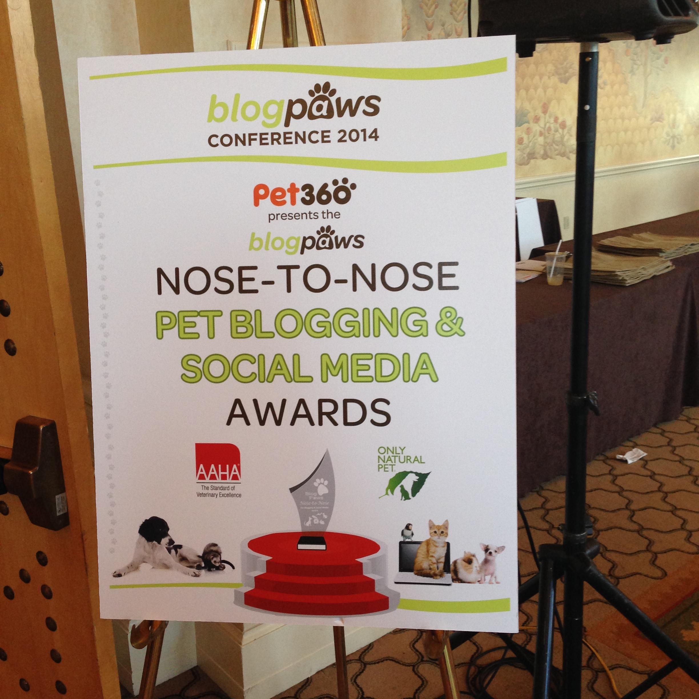blogpaws awards