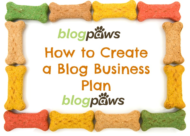 blog business plan