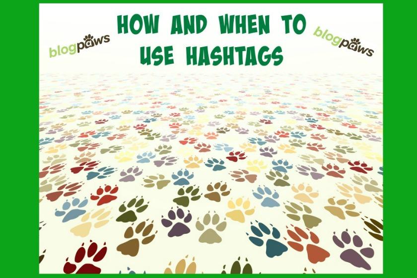 hashtag usage