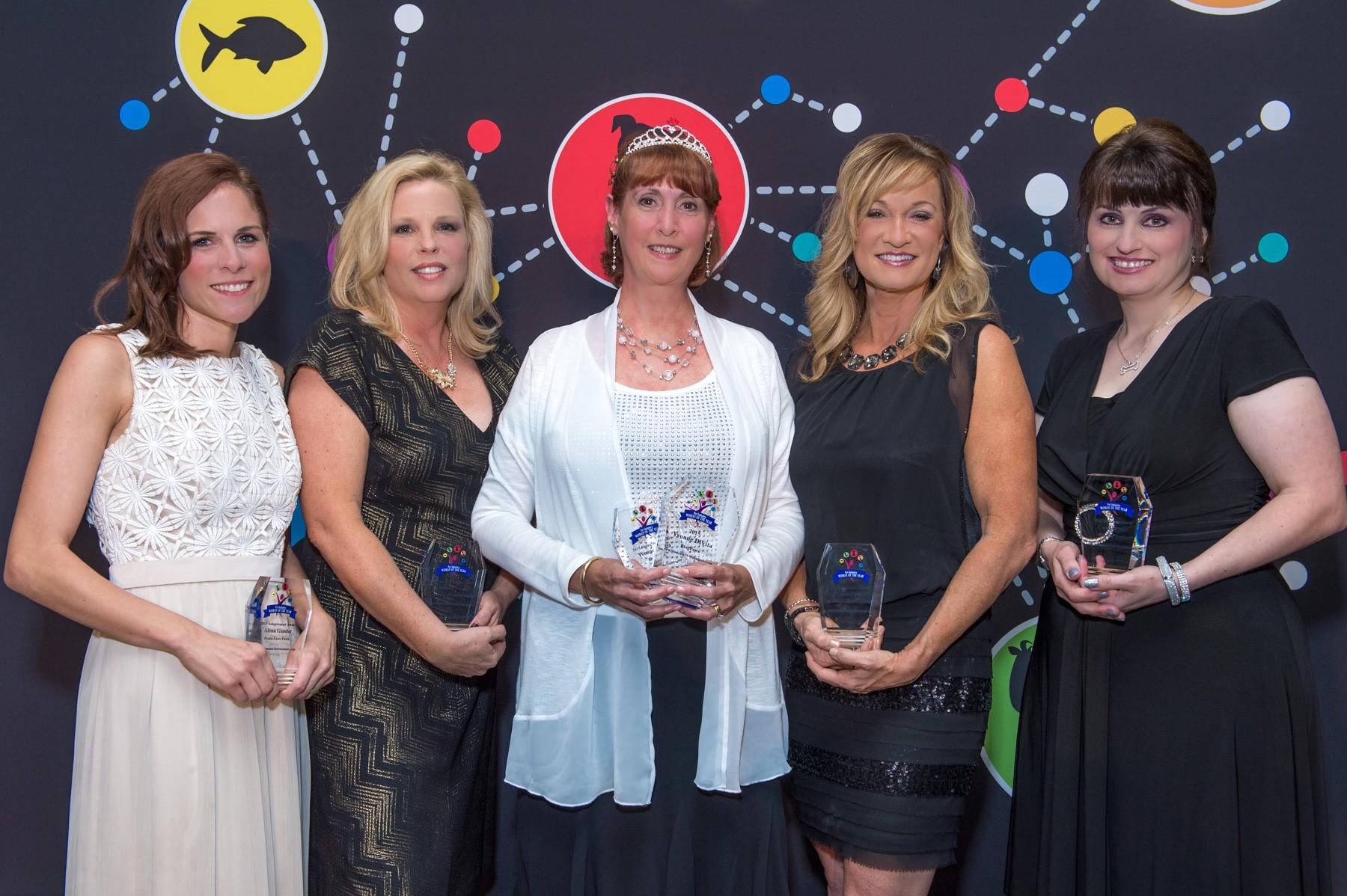 Women of the Year WIPIN 2015
