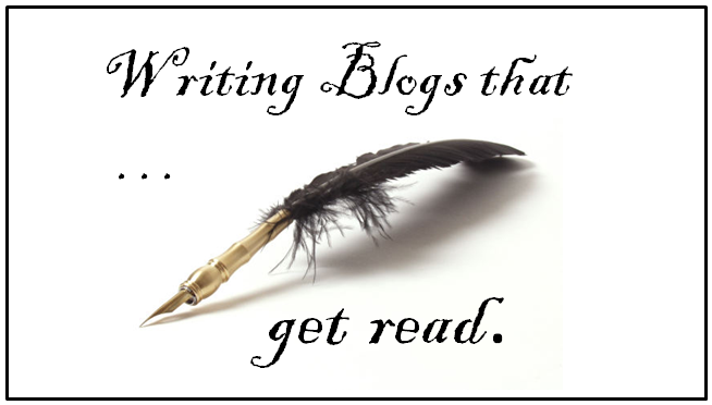 Blogs that get read