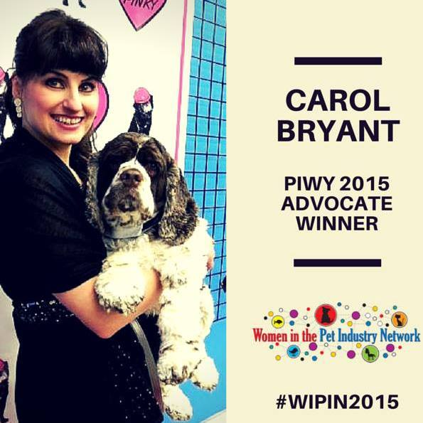 Carol Bryant from Fidose of Reality and BlogPaws