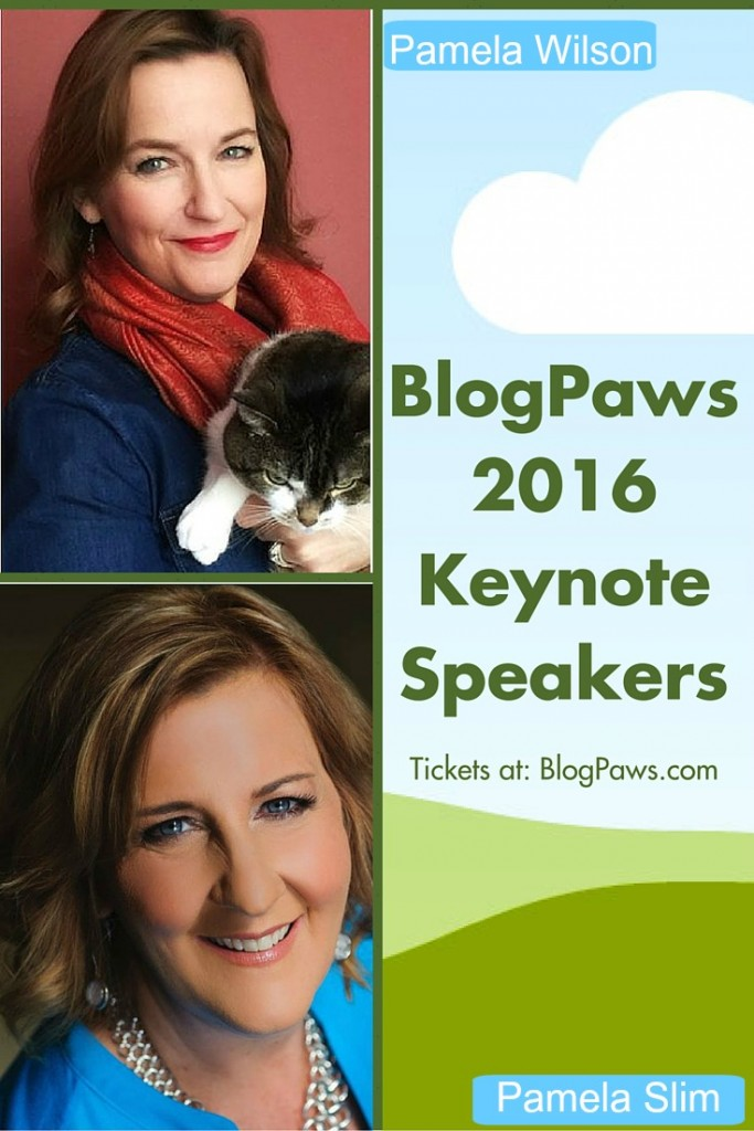 BlogPaws Keynote Speakers 2016