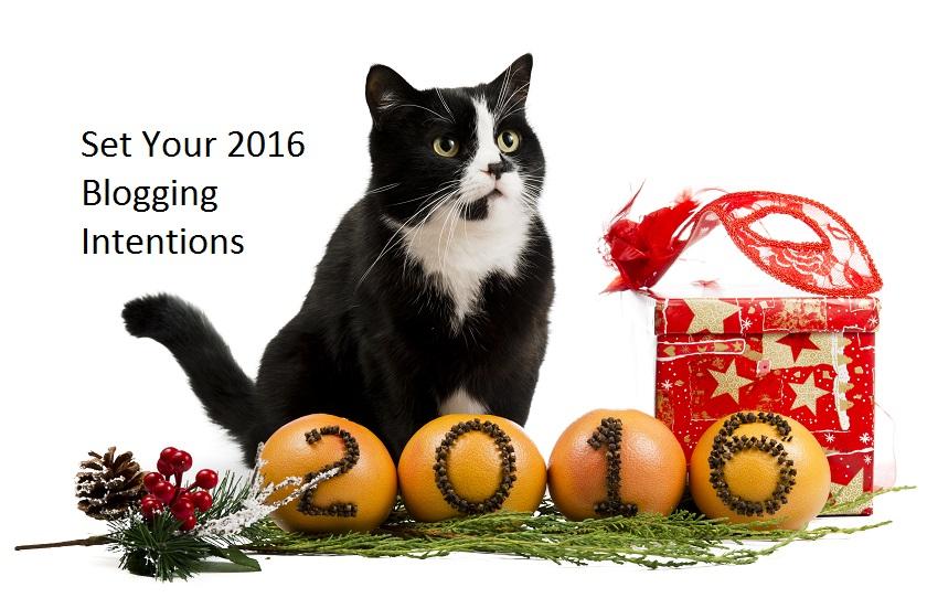 pet blogging resolutions