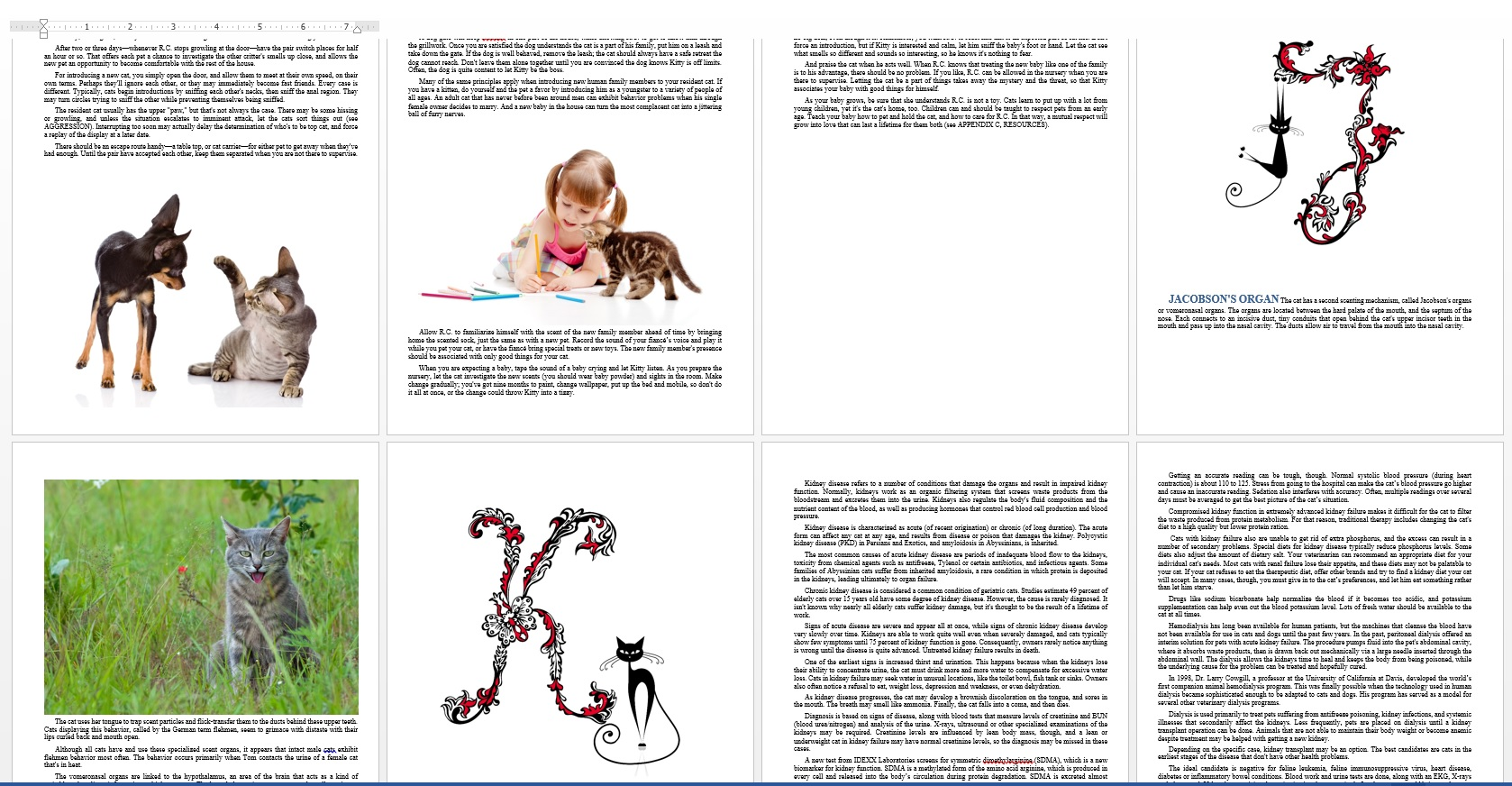 CatFacts-KindleSpread
