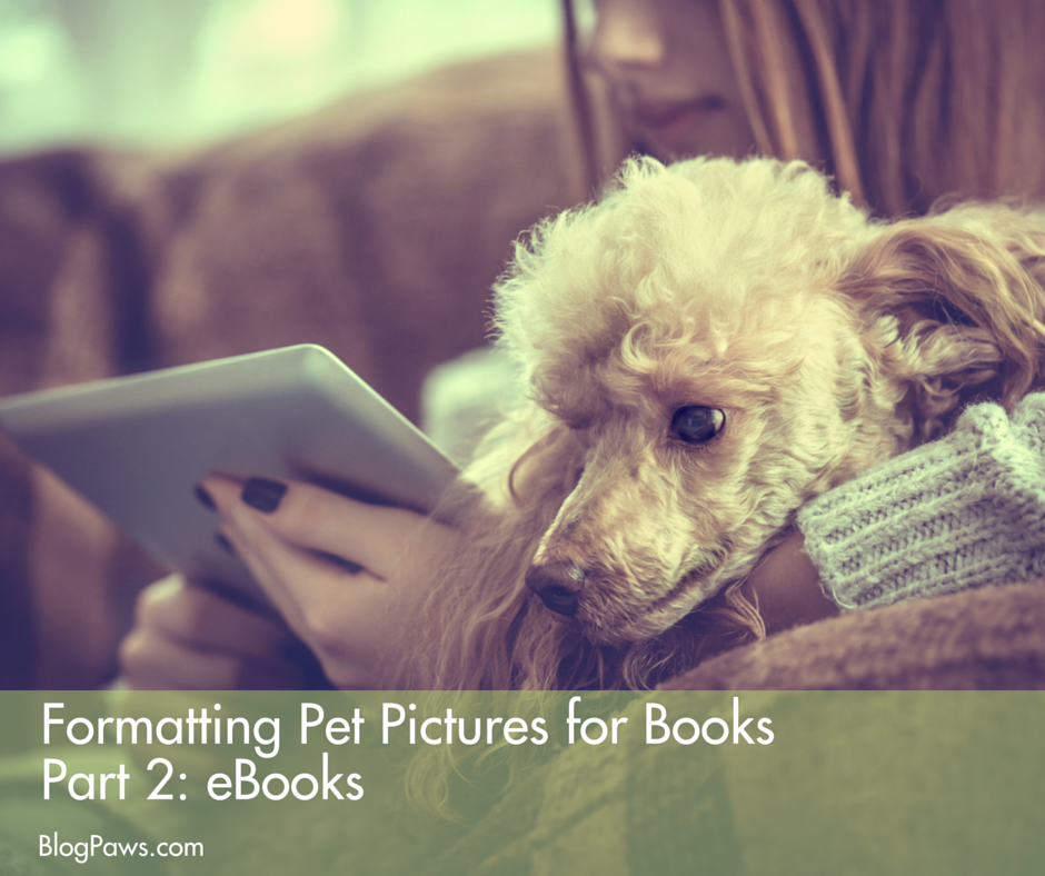 Formatting pictures for eBooks