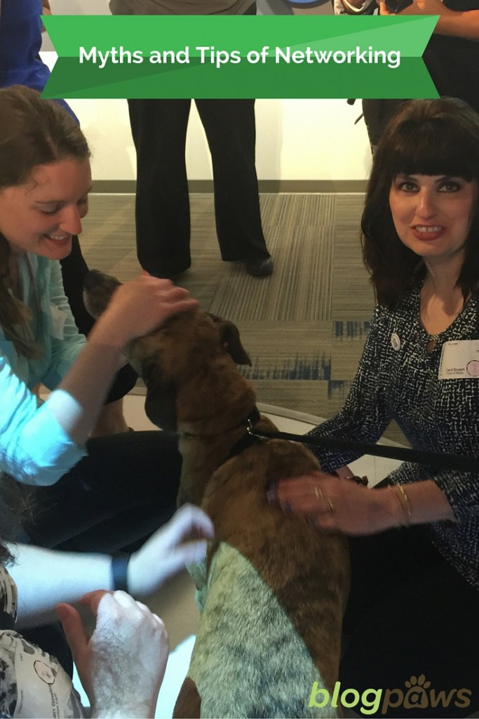 BlogPaws Networking Tips