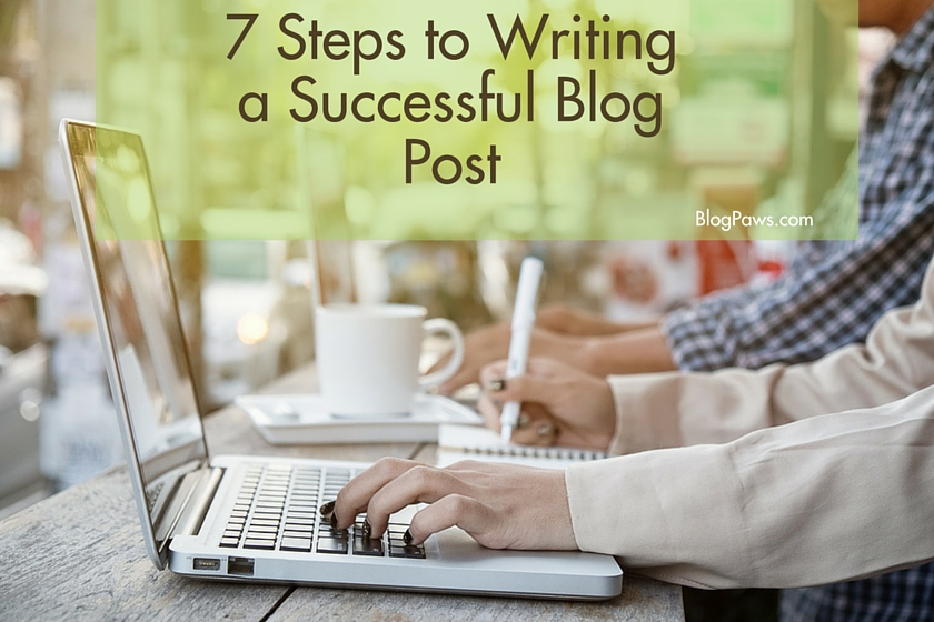 How to write a successful blog post