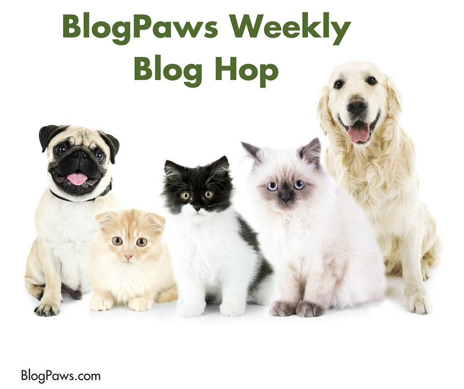 BlogPaws Weekly Blog Hop
