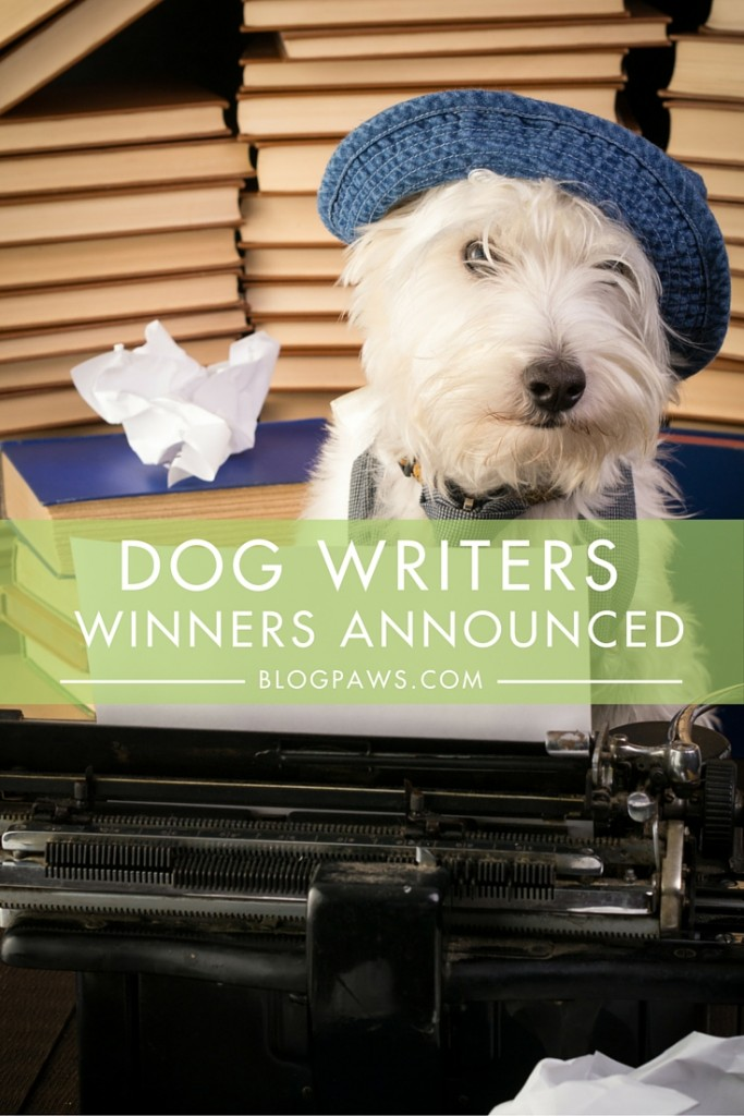 DOG WRITERS WInners