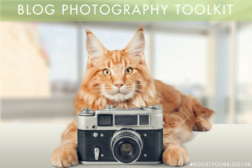 Blog Photography Toolkit