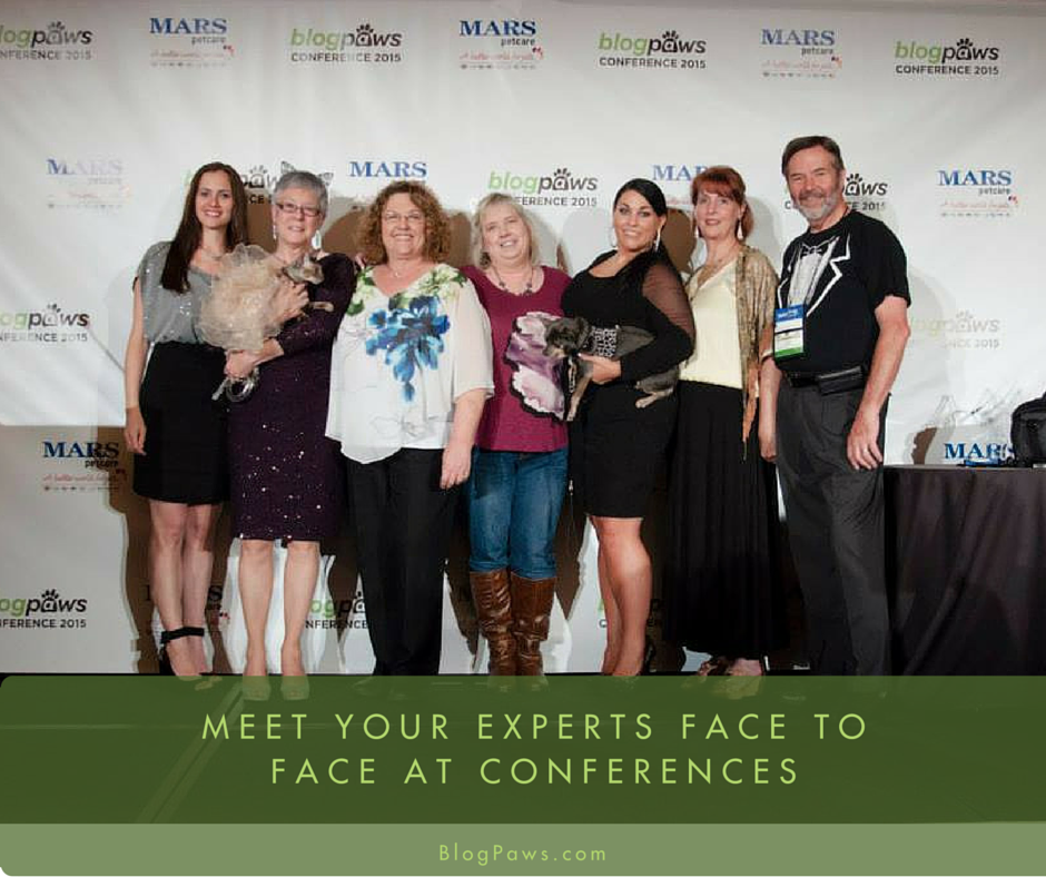 Meet Your Experts Face to Face at Conferences