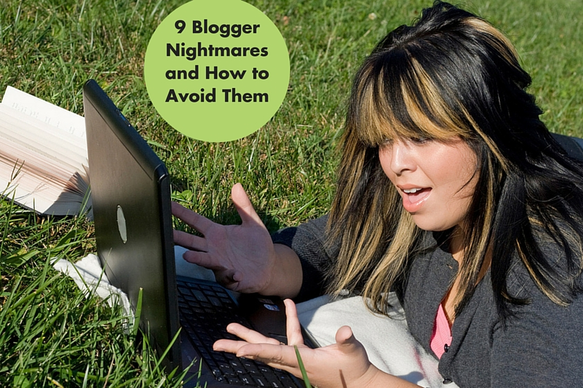 Blogger Nightmare tips