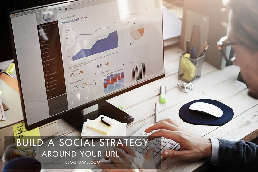 Build a Social Strategy Around Your Blog URL