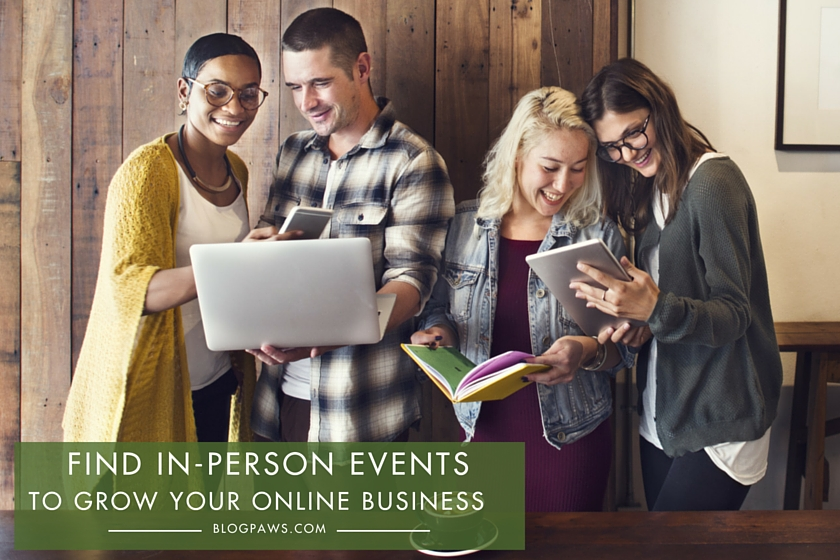 In-Person Meetings Grow Your Online Business