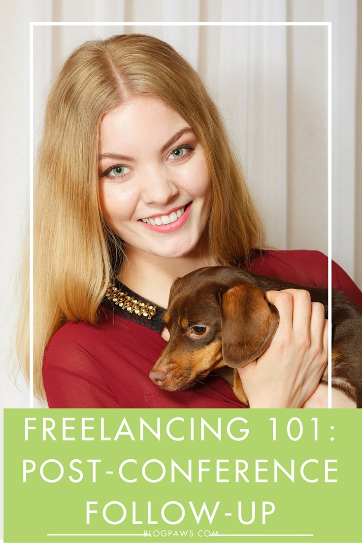 freelancing 101 conference follow up