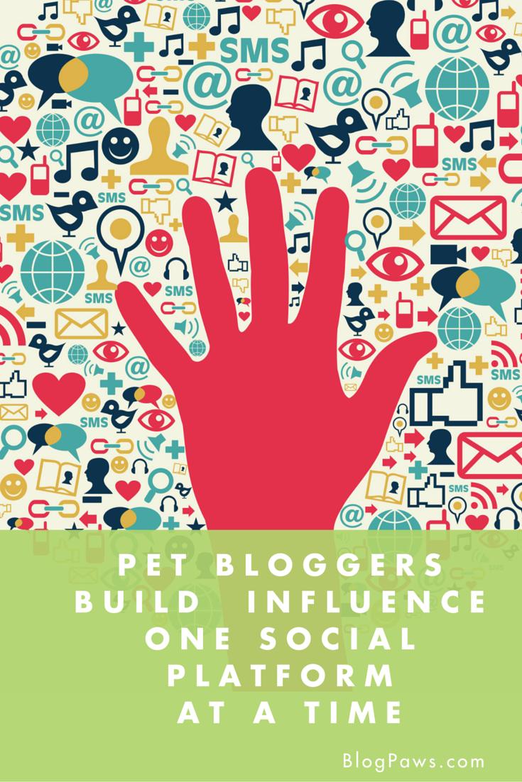 Building Pet Blogger Influence