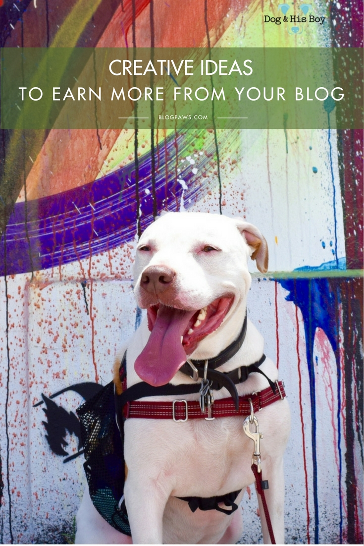 Creative Ways to Earn Money from Your Blog