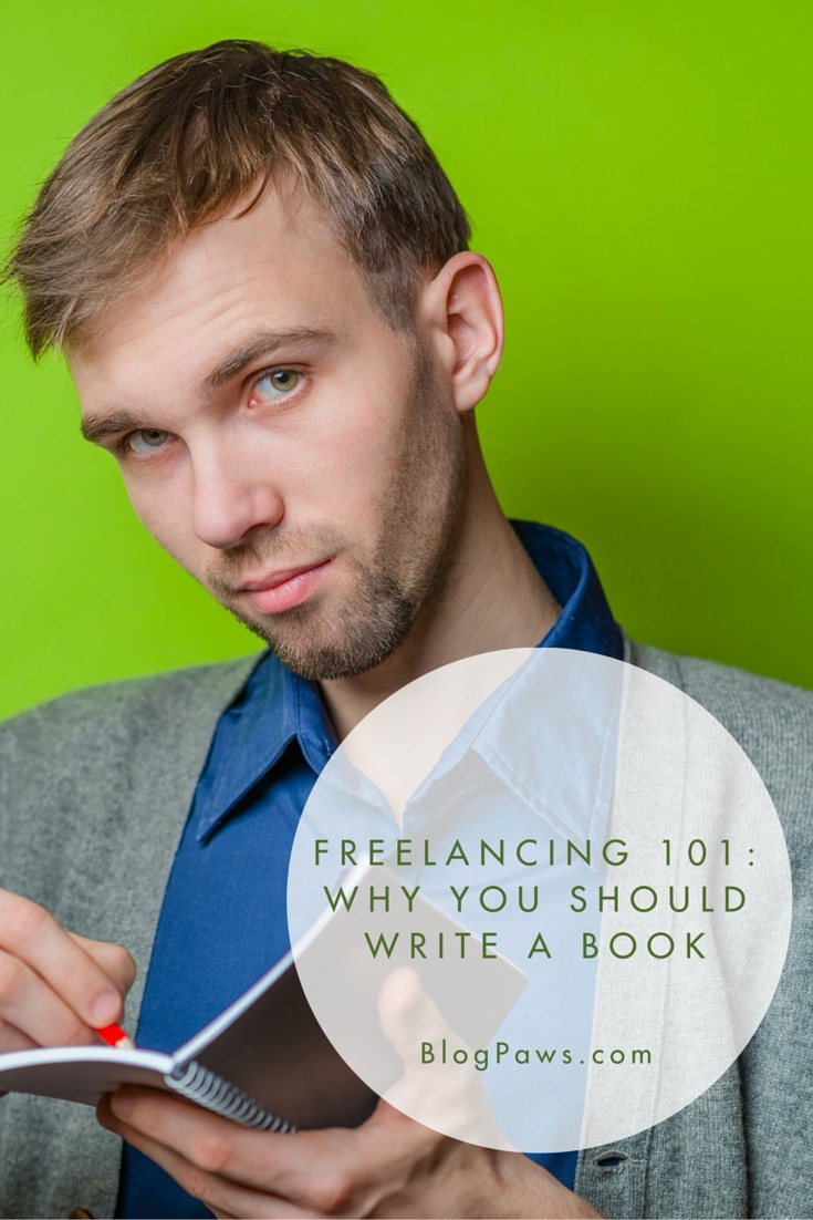 freelancing 101 why you should write a book