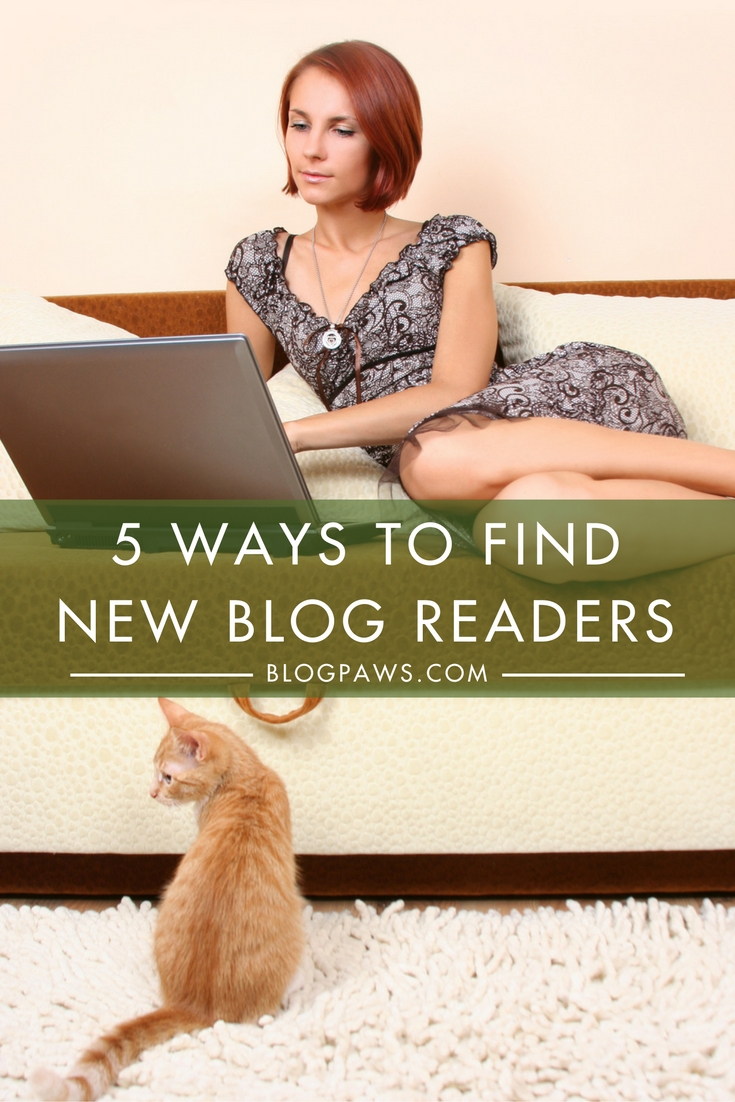 Grow your influence- 5 ways to find new blog readers