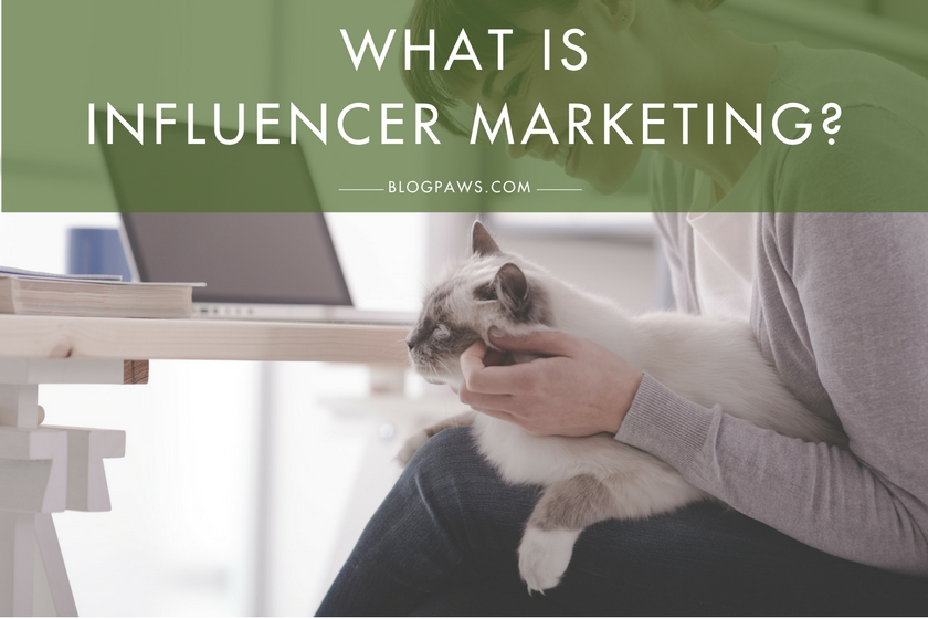 What is influencer marketing-