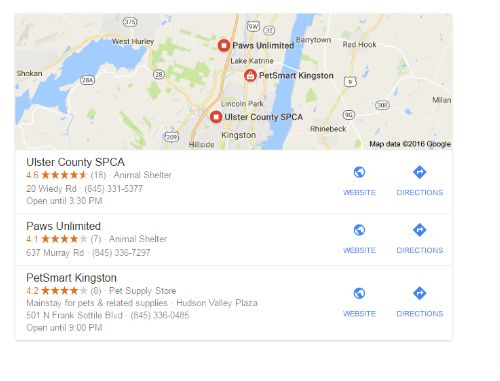 GEO location for SEO