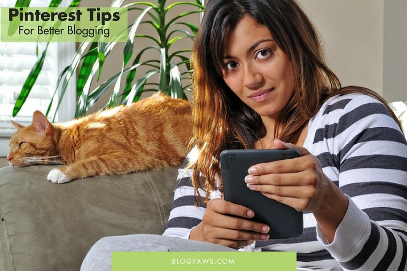 Use Pinterest for blog traffic