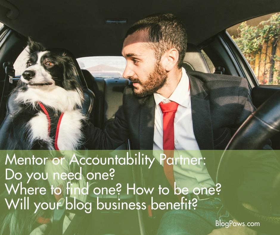 mentor or accountability partner