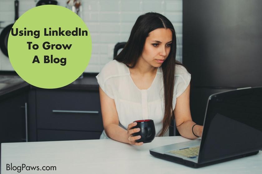 LinkedIn growth tips for a blog
