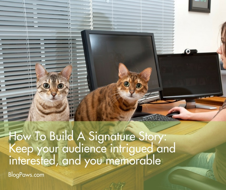 how to build your signature