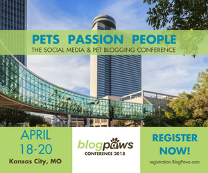 BlogPaws Conference 2018