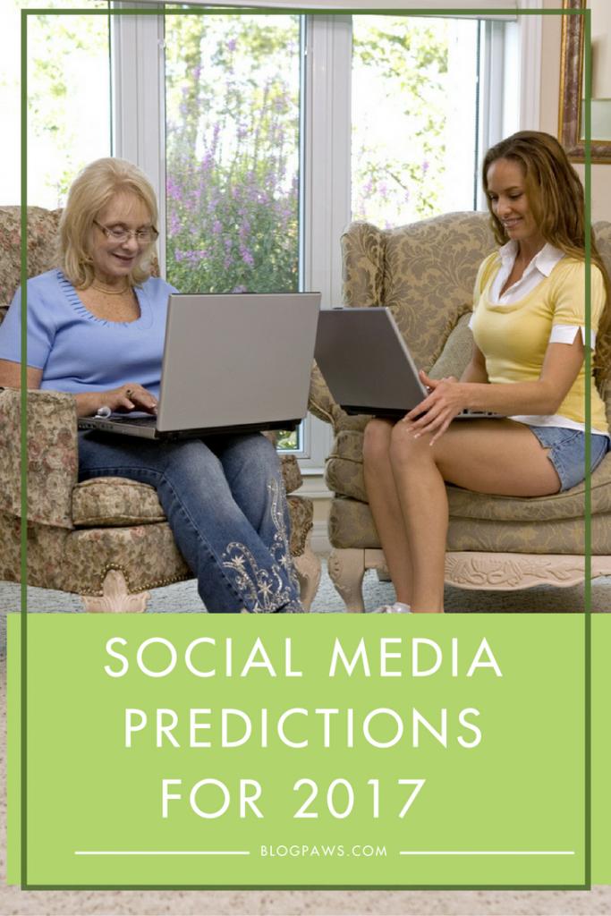 Predictions in social media  2017