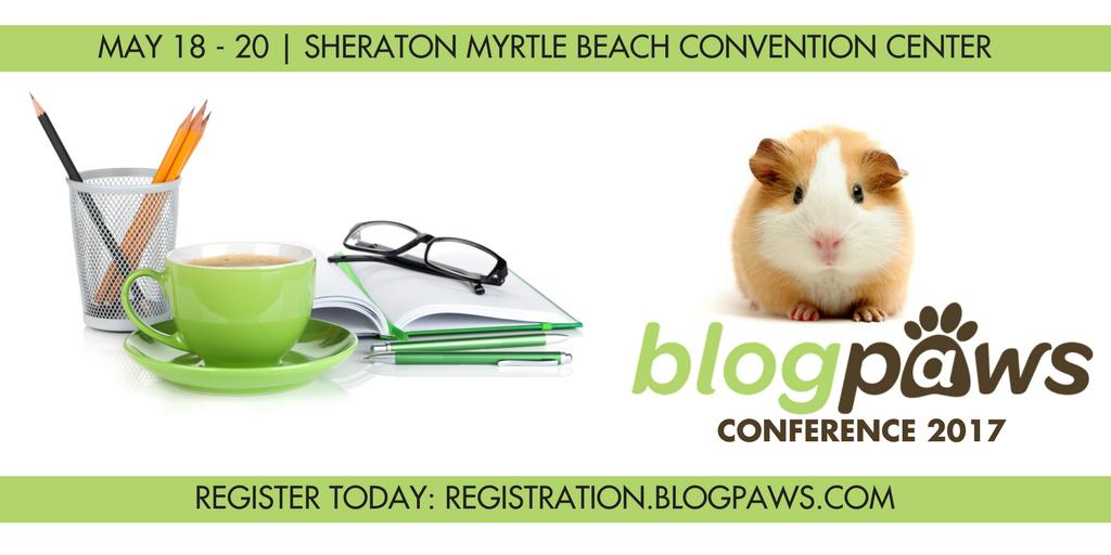 BlogPaws Conference register