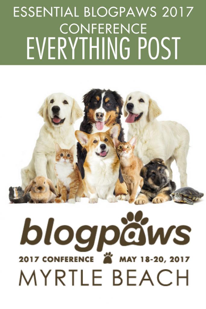 BlogPaws 2017 Conference details