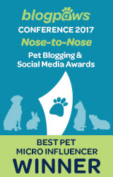 Best Pet Micro Influencer badge
