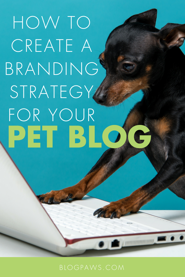 How to Create a Branding Strategy for Your Pet Blog