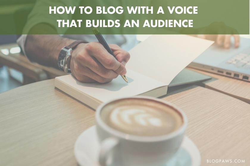 How to blog with a voice - BlogPaws.com