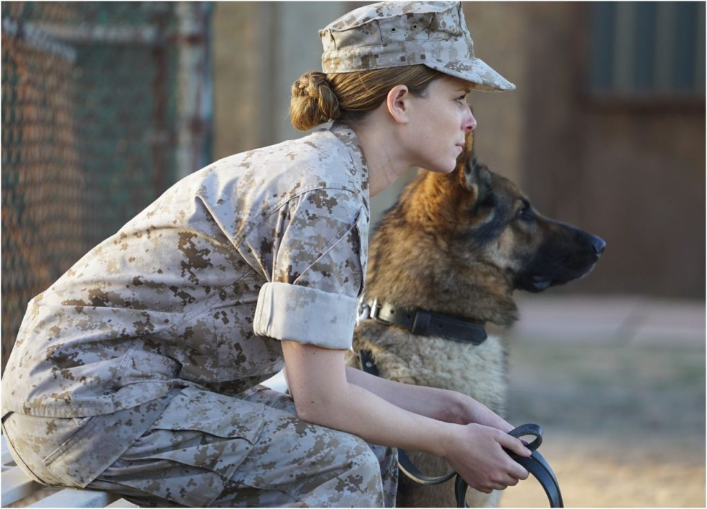 Megan Leavey movie