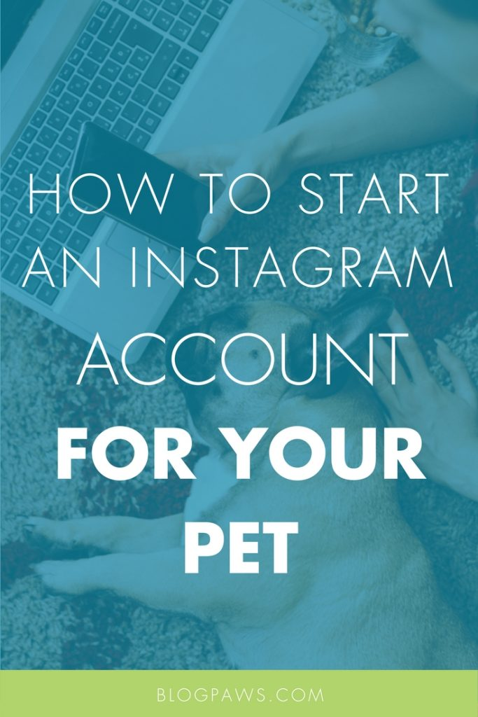 How to start IG account
