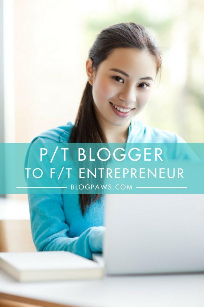 pt blogger to ft entrepreneur